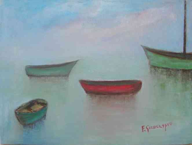 2009-622 - olio su tela - 30x40 - disponibile