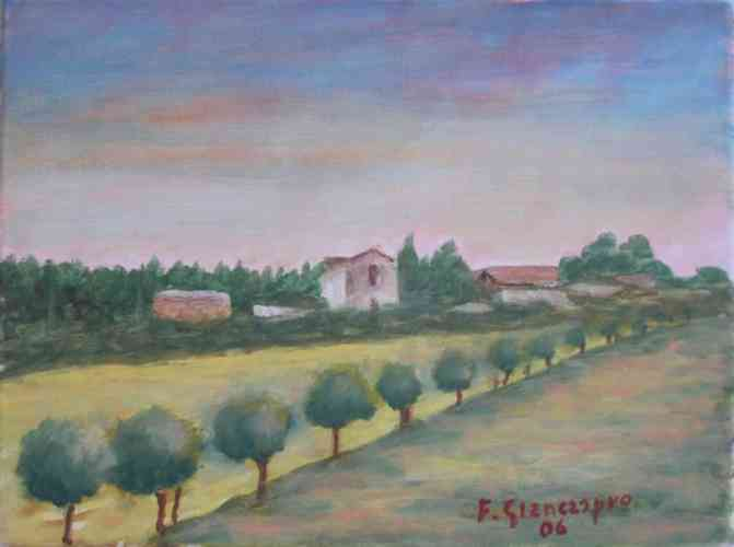 2006-137 - olio su canvas - 30x40 - disponibile
