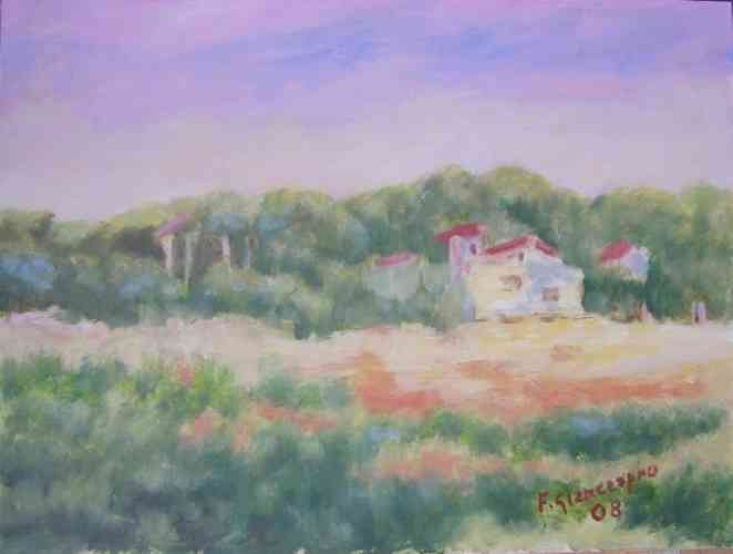 2008-368 - olio su canvas - 30x40 - disponibile